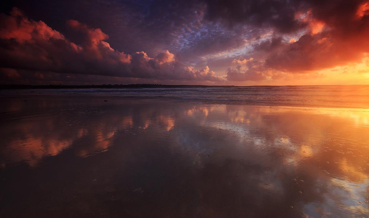 Spanish Point Beach, Ireland