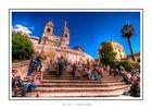 Spanish steps / Rome