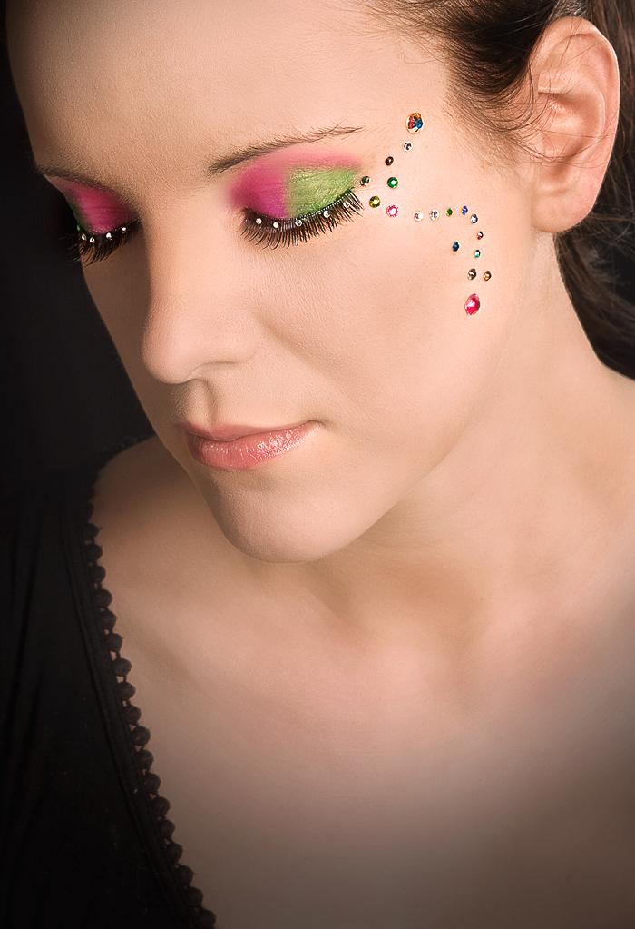 Sparkling- Glamour- Girl
