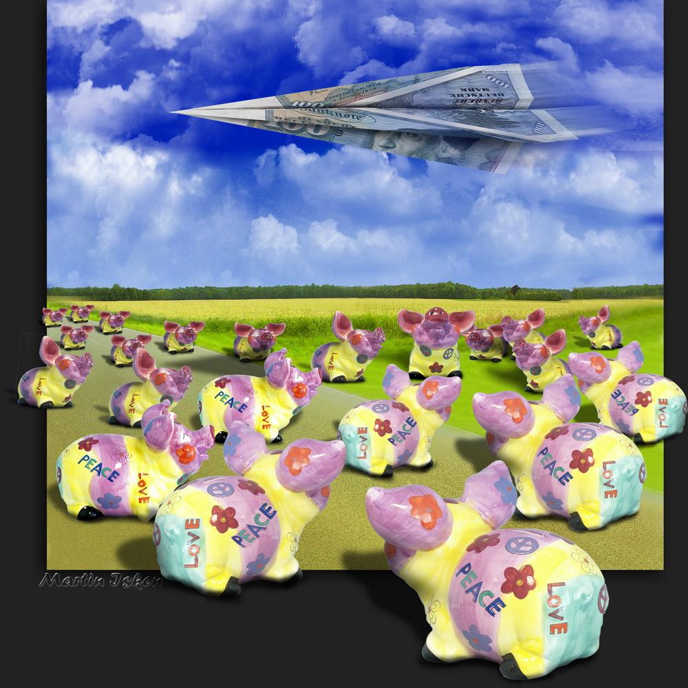 Sparschweinchens Träume