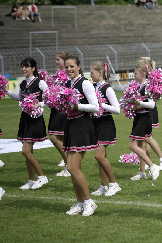 Spartans Cheerleading...