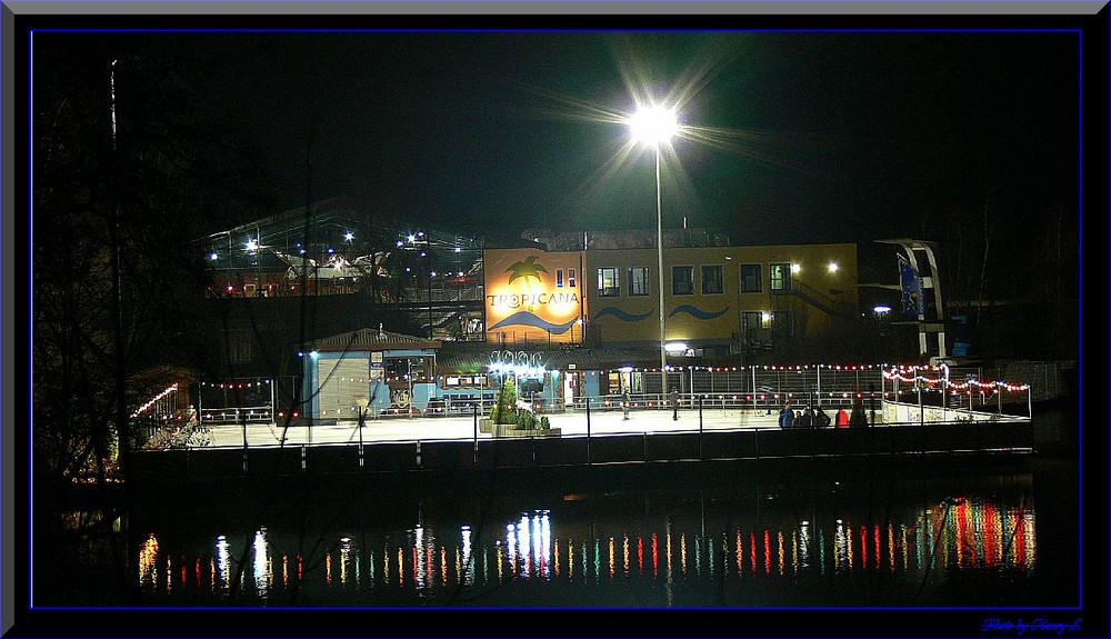 Spaßbad Tropicana und Eis Park in Stadthagen
