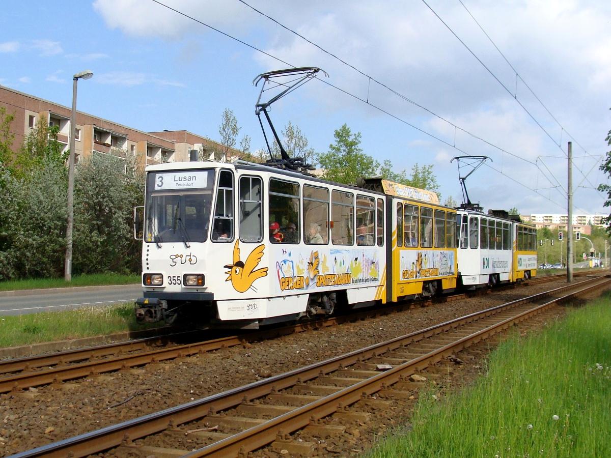 Spatzenbahn Gera