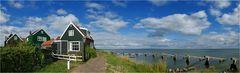 Spaziergang am Ijsselmeer