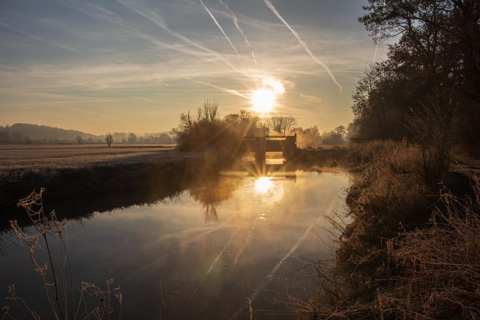 Spaziergang am Morgen