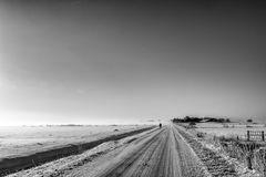 Spaziergang auf dem Likut Weg