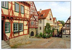 Spaziergang durch die Altstadt