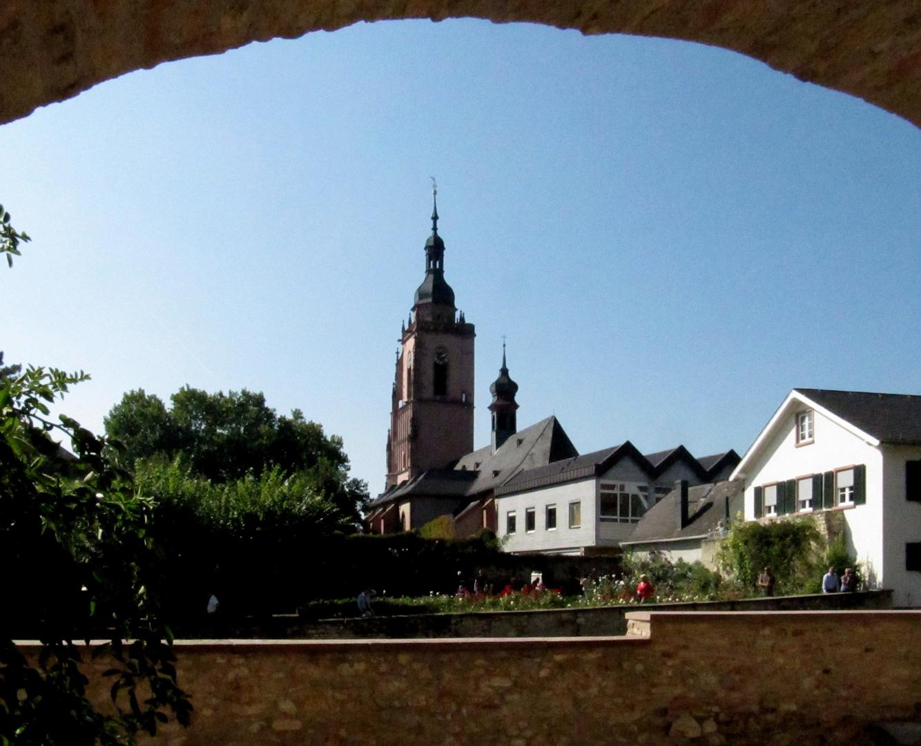 Spaziergang durch Eltville a.Rhein Nr.1