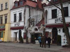 Spaziergang durch Krakau  / Spazerkiem po Krakowie A2060033