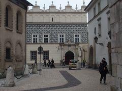 Spaziergang durch Krakau / Spazerkiem po Krakowie   A2080054