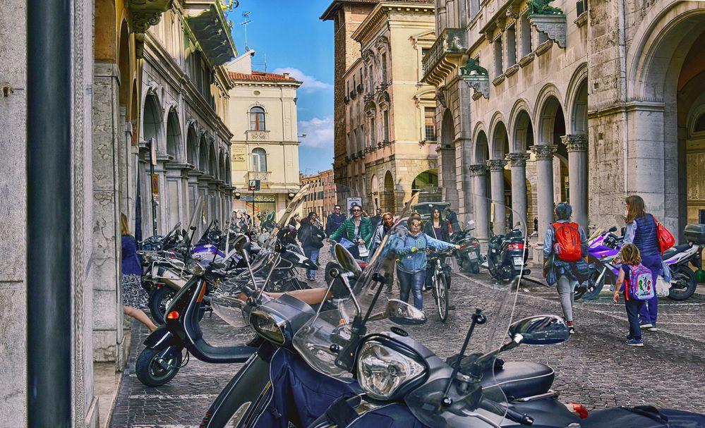 Spaziergang durch Padua (Padova)