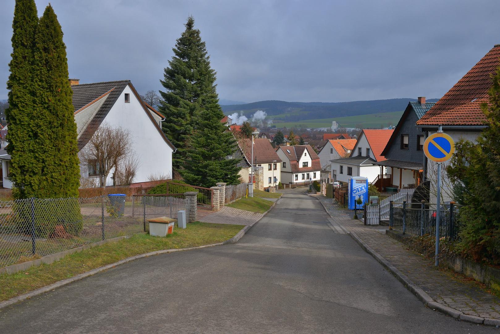 Spaziergang durch Wernshausen, 3 (paseando por Wernshausen)