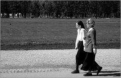 ... Spaziergang im Augarten ...