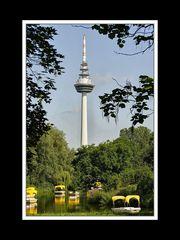 Spaziergang im Luisenpark 1