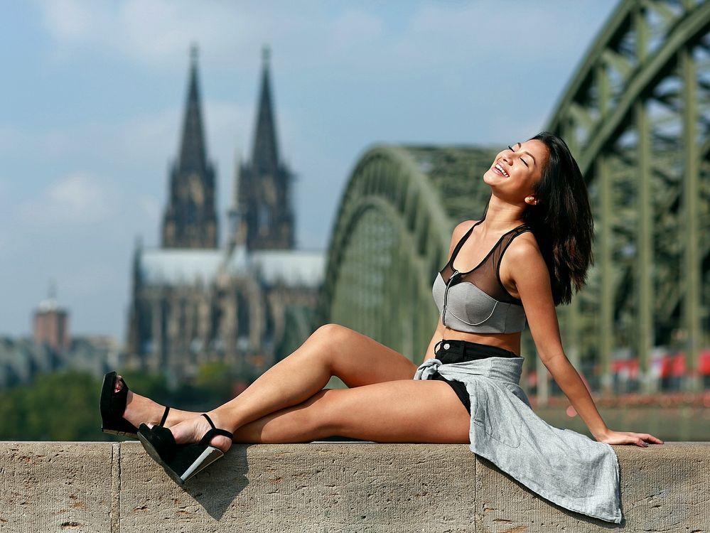 Spaziergang in Köln