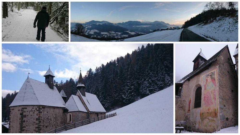 Spaziergang nach Bad Dreikirchen