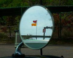 Specchio Giallo Rosso