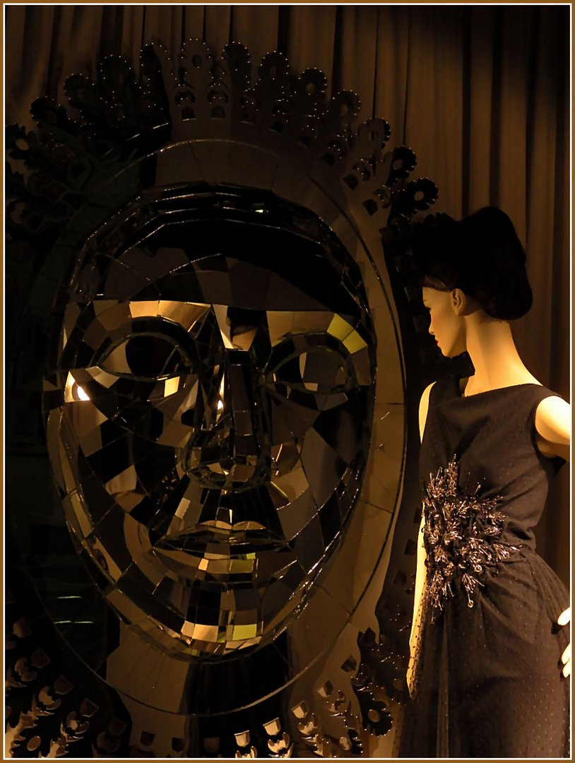 Specchio, specchio delle mie brame...