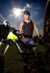 Specialized Biker needs big balls