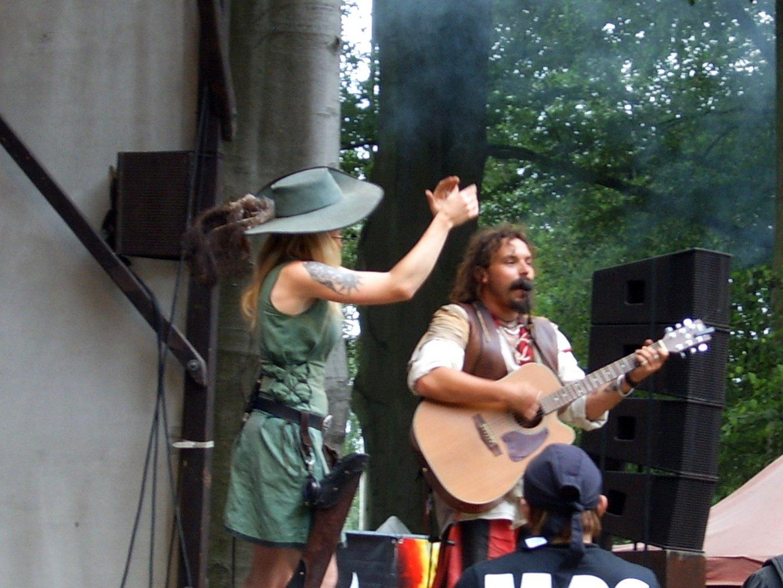 Spectaculum Hohenwestedt Juni 2011- MeTusa-