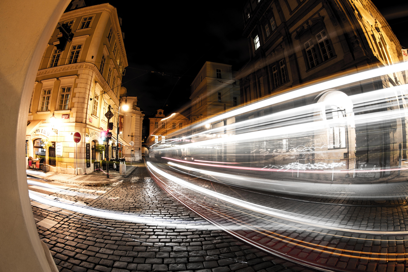 Speed in Prag
