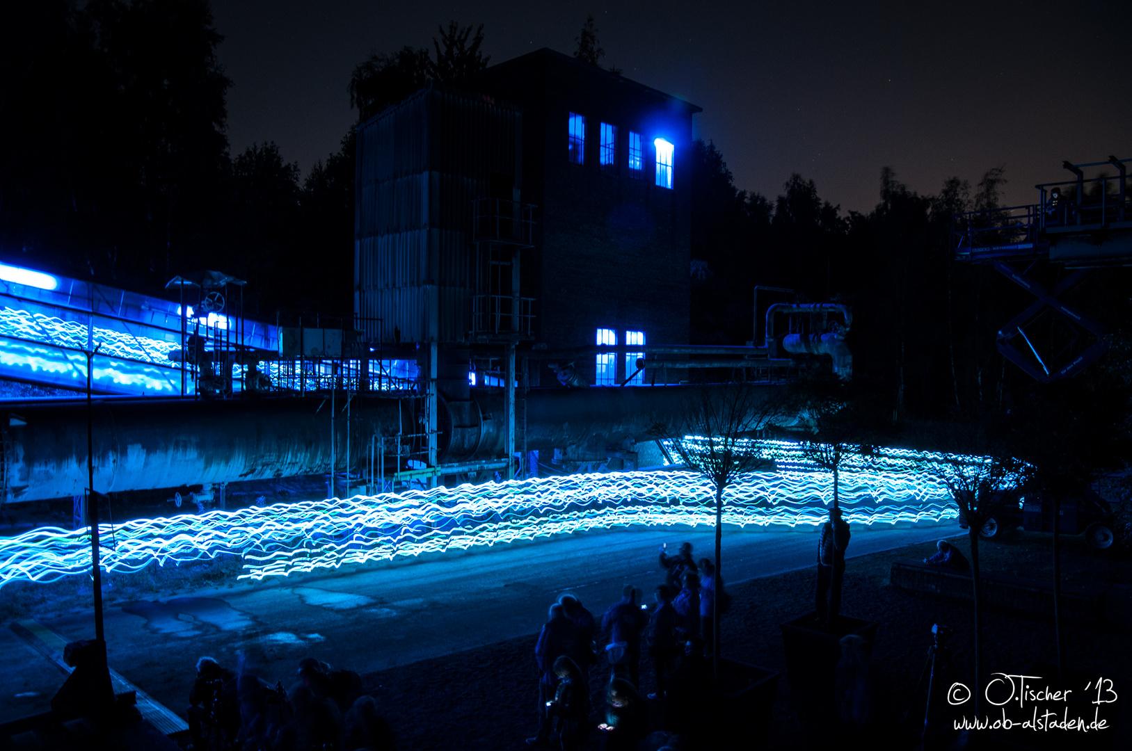 Speed of Light Ruhr - Presse Auftakt 02