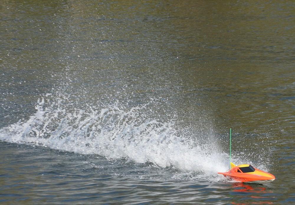 Speedboot die 2.te