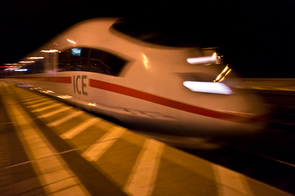 Speed@night
