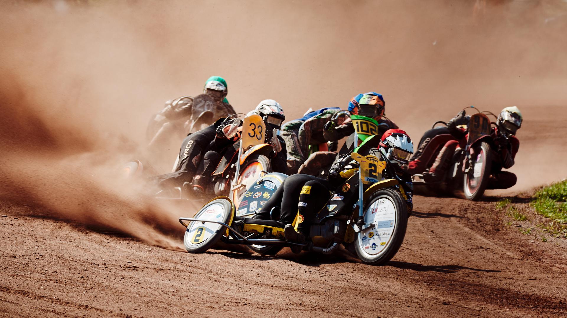 Speedway Gespanne