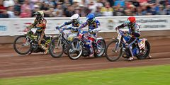 Speedway Grand Prix Qualification Meeting 4 in Abensberg #01
