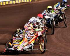Speedway Rennen 2013 in Wolfslake