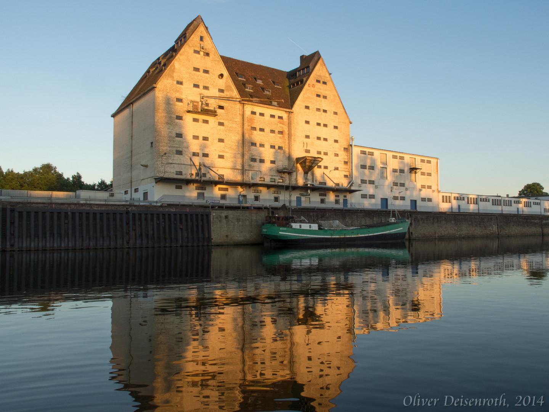 Speicher Kasseler Hafen