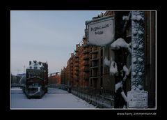 Speicherstadt - 1