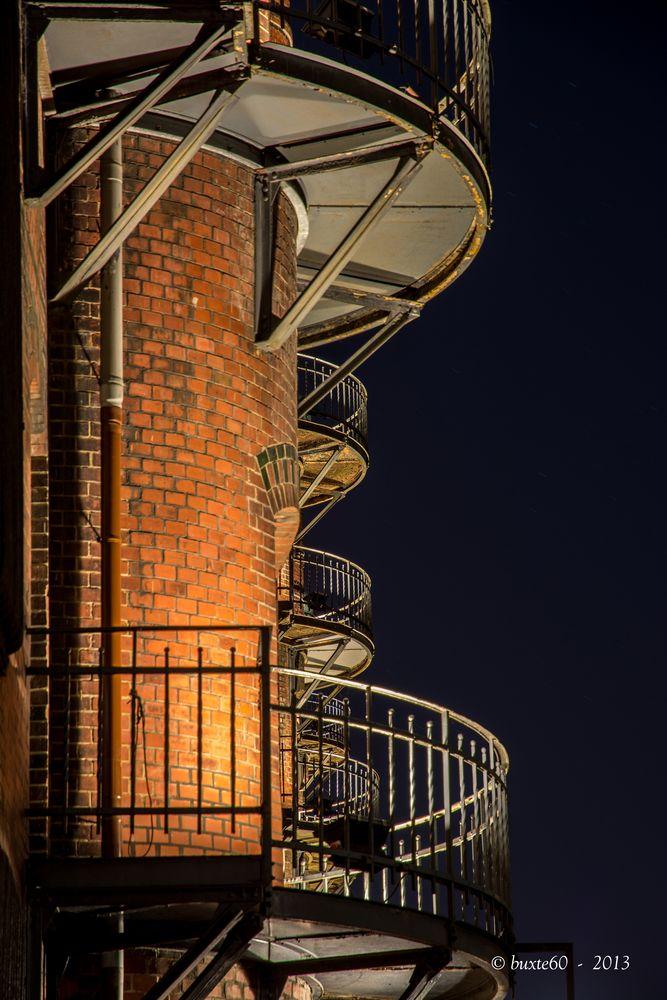 Speicherstadt Balkon
