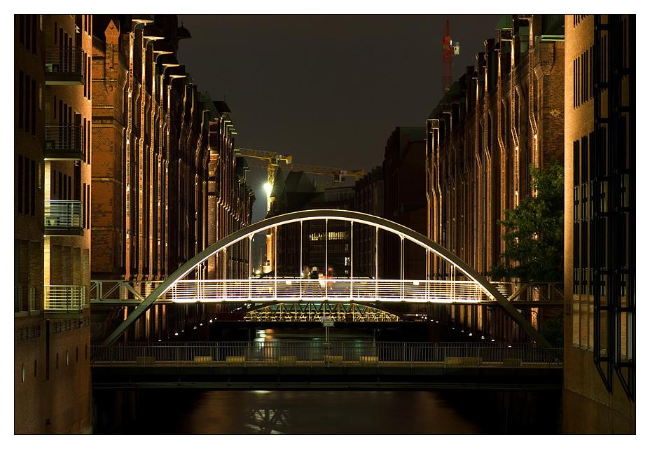 Speicherstadt Brücke II
