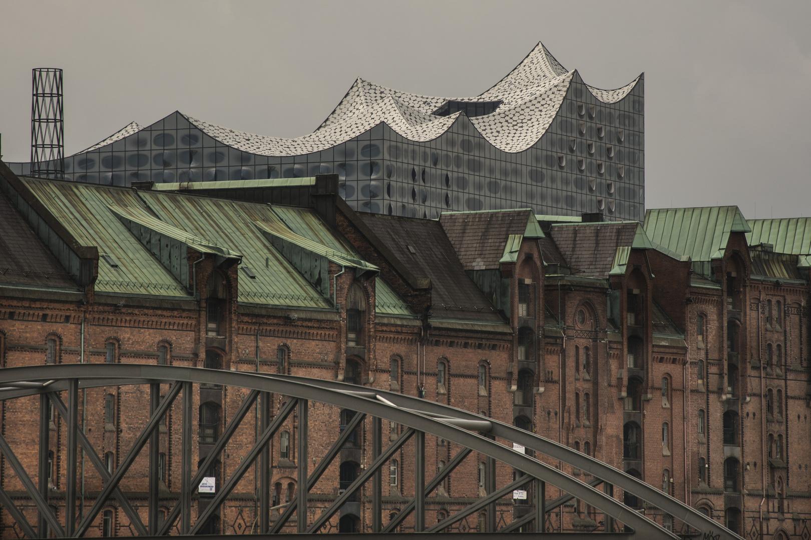Speicherstadt Elbphilharmonie