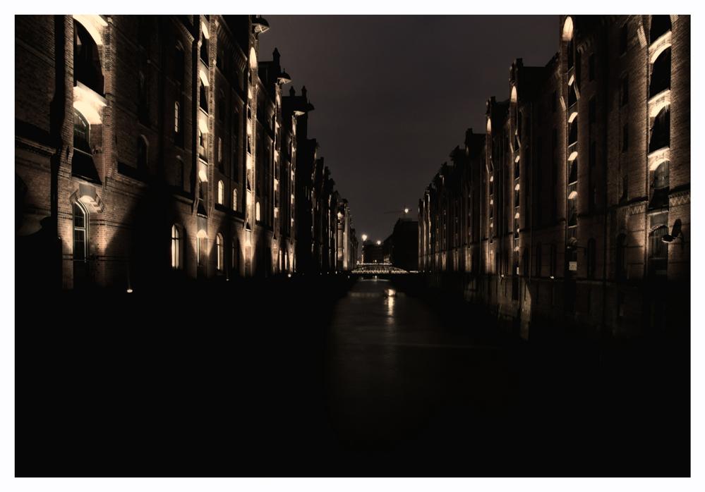 Speicherstadt fast klassisch foto bild for Architektur klassisch