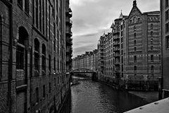 Speicherstadt, Hamburg, 2011