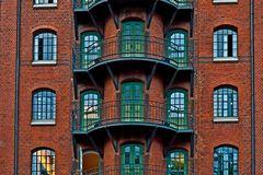 Speicherstadt, Hamburg, 2011, Detail