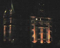 Speicherstadt Hamburg bei Nacht: 3. Versuch