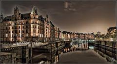 < Speicherstadt Hamburg II >