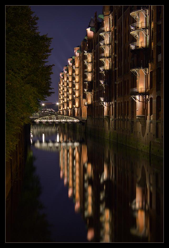 Speicherstadt Night Effects I
