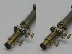 Spektroskop-3D Nahaufnahme