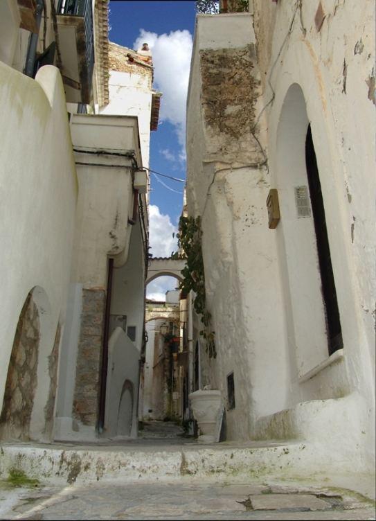 Sperlonga (LT) il borgo antico
