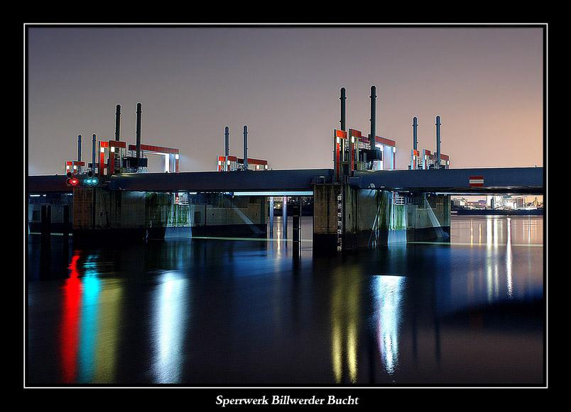 Sperrwerk Billwerder Bucht