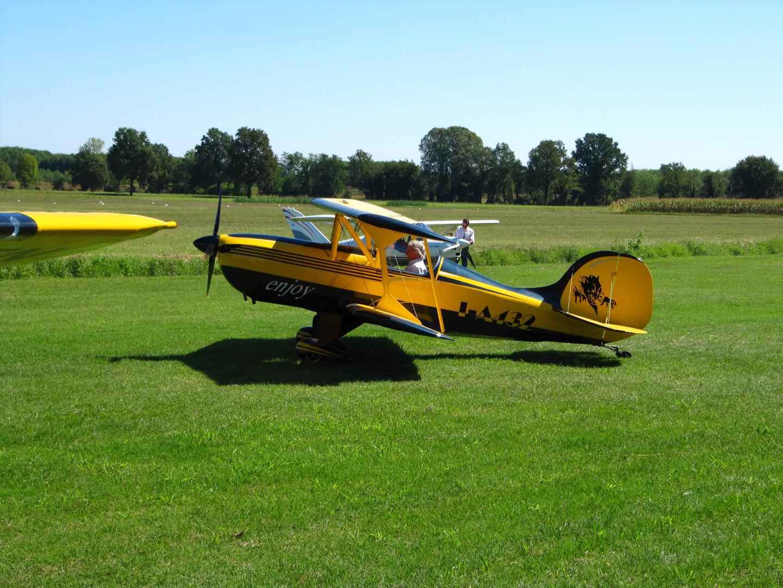 Spessa Po (Pavia) - Sportflugplatz