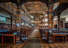 Speyer... #02 - Dreifaltigkeitskirche, Innenansicht