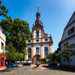 Speyer - Dreifaltigkeitskirche