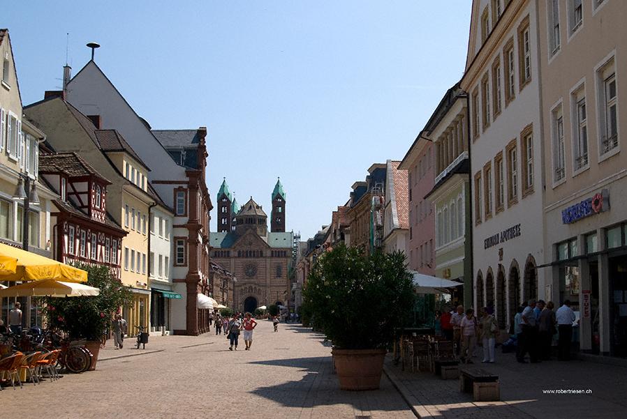 Speyer II Korrektur