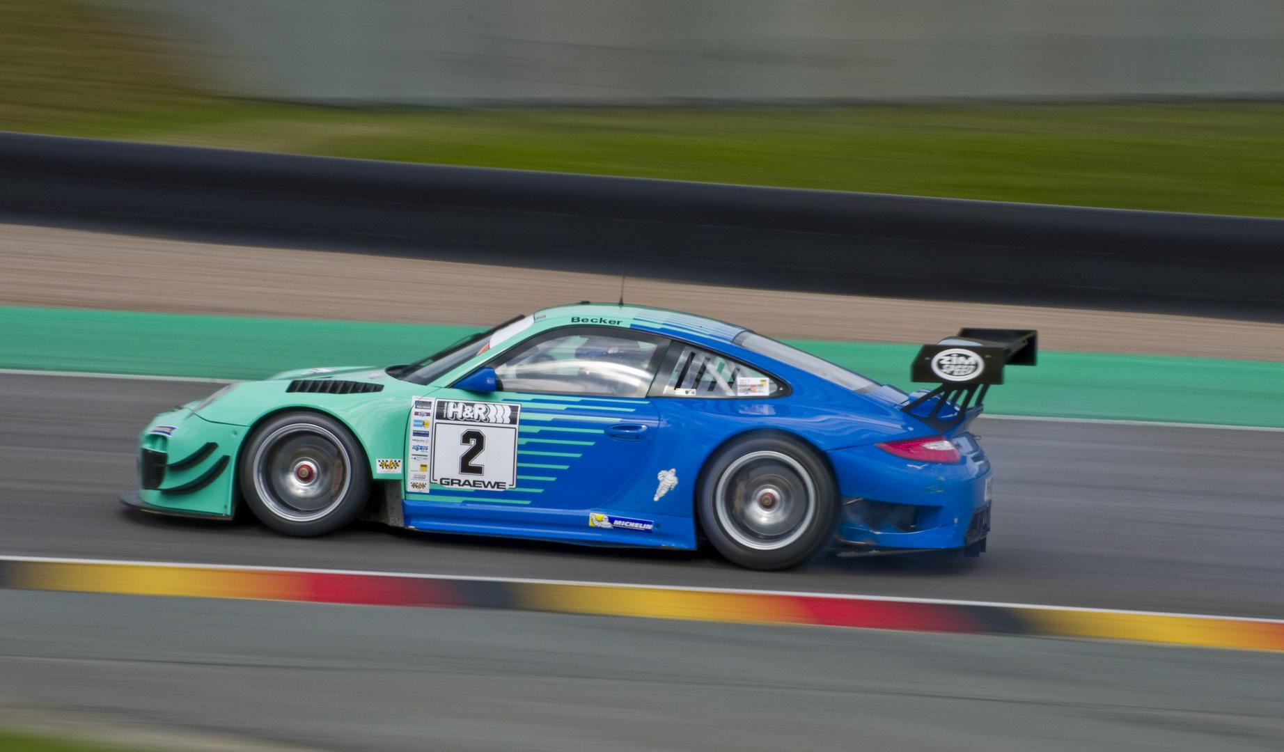 Spezial Tourenwagen - Porsche 911